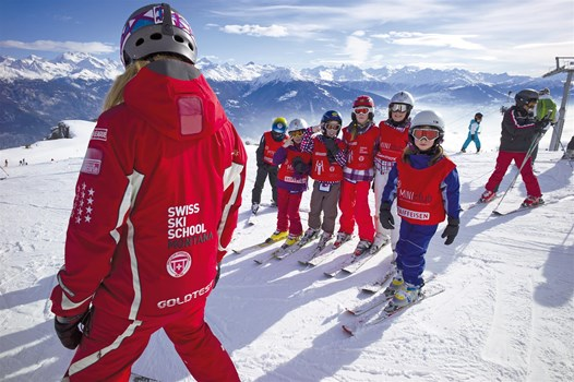 2. To engage young people in alpine sports