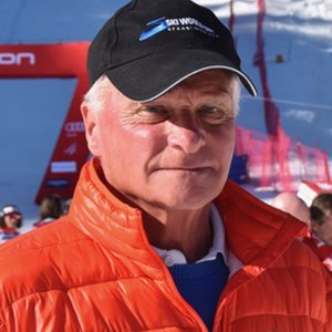 Marius Robyr - Executive Director Candidate Committee, President FIS Ski World Cup Crans-Montana