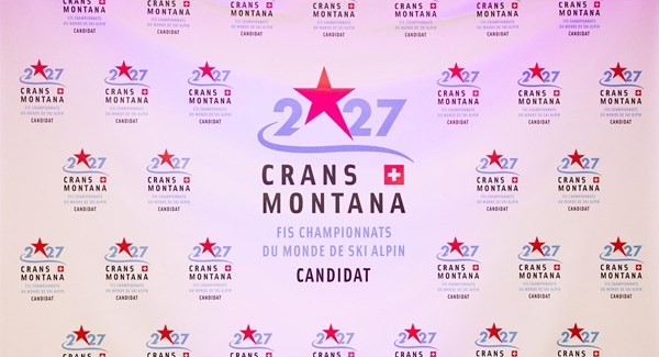 More than ever: Crans-Montana wants the 2027 Worlds